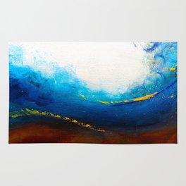 Surge - Original Abstract Art Rug