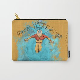 AVATAR AANG IN AVATAR STATE BEAUTIFUL ART PIECE Carry-All Pouch