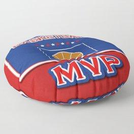MVP Basketball board Floor Pillow