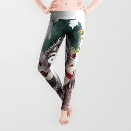 Bucky Leggings