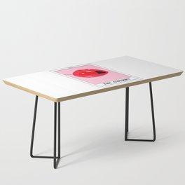 the cherry tarot card Coffee Table
