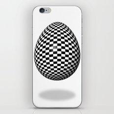 Egg Checkered iPhone & iPod Skin