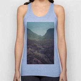 Adventure Mountain Unisex Tank Top