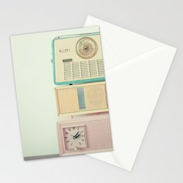 Radio Stations Stationery Cards