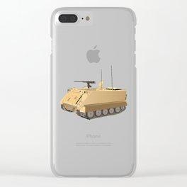 M113 Military APC Clear iPhone Case