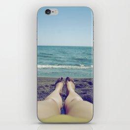 Float Away iPhone Skin