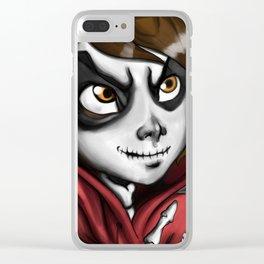 Poco Loco Clear iPhone Case