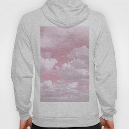 Clouds in a Pink Sky Hoody