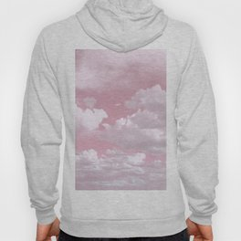 Clouds in a Pink Sky Hoody