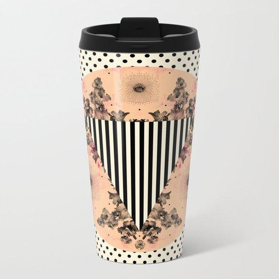 C.W. ix Metal Travel Mug