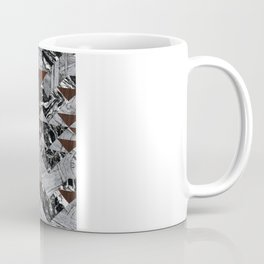 Wood Galaxy Coffee Mug