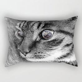 Let's play a game Rectangular Pillow