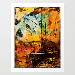 Ribeirinhos Art Print