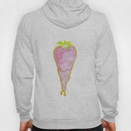 strawberry dipped in chocolate Hoody