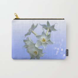 Paperwhite Daffodils  Carry-All Pouch