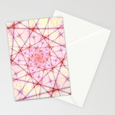 Neural Network Spiral Stationery Cards