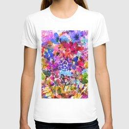 Jelly Bean Wildflowers T-shirt