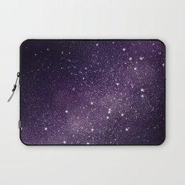 Puple Galaxy Laptop Sleeve