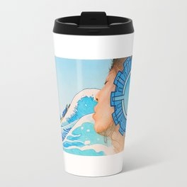 Jade Dress Travel Mug