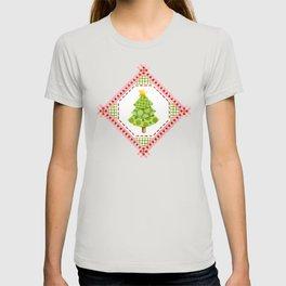 Polka Dot Christmas T-shirt