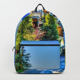 Vail Colorado Photo Backpack