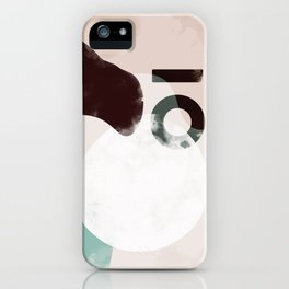 Domio Abstract 4 (Landscape) iPhone Case