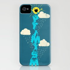 Yay for Optimism! Slim Case iPhone (4, 4s)