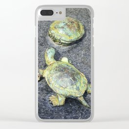 The Turtles Clear iPhone Case