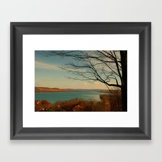 Splendid Autumn Framed Art Print