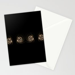 Abstract 17 001i Stationery Cards