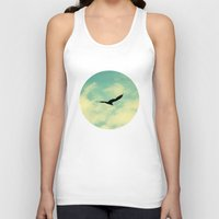 verse Tank Tops featuring lofty verse by Sarah E. Roy