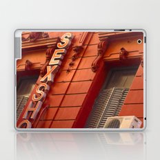 Sexshop (Retro and Vintage Urban, architecture photography) Laptop & iPad Skin
