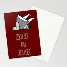 Alice #1 Stationery Cards