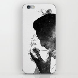 The ultimate heaven. iPhone Skin