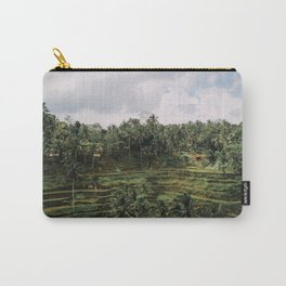 Bali Tegalalang II , Indonesia Carry-All Pouch