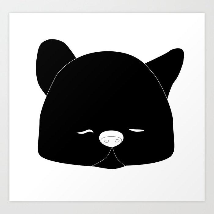 Black Pussy print