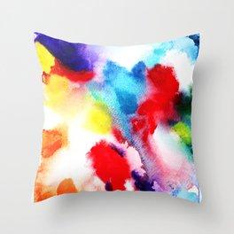 Summer II Throw Pillow