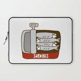 Sardines Laptop Sleeve