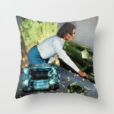 PARTY FAVORS Throw Pillow