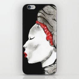 Nyako iPhone Skin