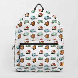 Home Bodies pattern Backpack
