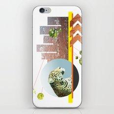 Urban Jungle #3 iPhone & iPod Skin