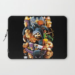 The Clan Warrior Laptop Sleeve
