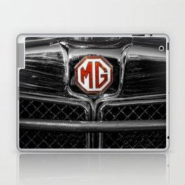 MG Grill Badge Laptop & iPad Skin