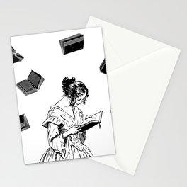 female wisdom Stationery Cards