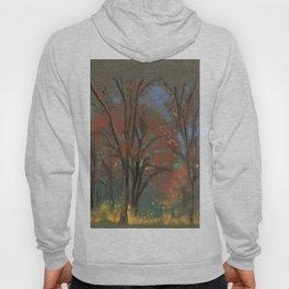 Autumn Woods - Arthur Bowen Davies Hoody