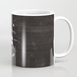 Equipped with Strength - 2 Samuel 22:40 Coffee Mug