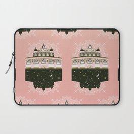 Budapest Bath House – Peach & Gold Palette Laptop Sleeve