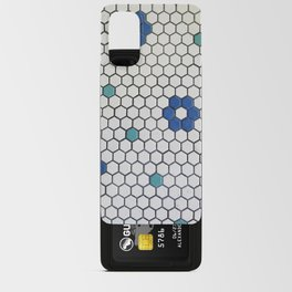 Historic Hexagons Android Card Case