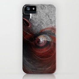 Hoja Santa iPhone Case